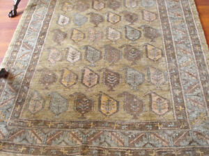 """Hand Made Caucasian rug - vegetable dyed, 6'3"""" x 5'3"""""""