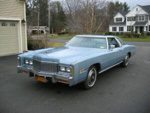 1975 -1978 Cadillac Eldorado