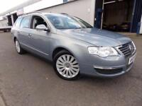 Volkswagen Passat 2.0TDI ( 110ps ) 2009MY Highline Plus Diesel 45k FSH Leather
