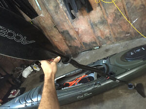 Fishing kayak- Old Town Camden Angler 120 + lots of extras