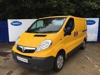 2007 Vauxhall Vivaro 2900 2.0 CDTi Diesel Van