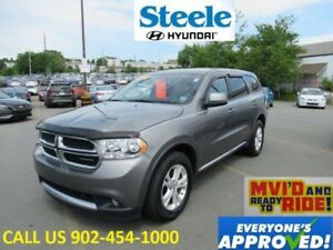 2011 DODGE DURANGO SXT 7 Pass Leather a must see!