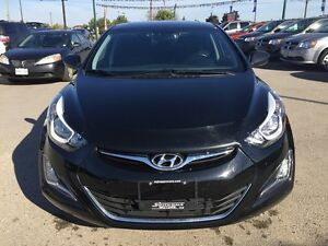 2016 HYUNDAI ELANTRA GLS * 1OWNER * REAR CAM * BLUETOOTH * SUNRO London Ontario image 9