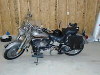 2007 Harley Davidson trade for 4x4 truck or sell