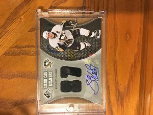 Sidney Crosby hockey card