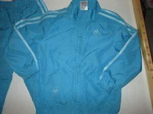 Girls Clothing Lot #5 - size 6/7 Adidas in Turquoise Belleville Belleville Area image 2