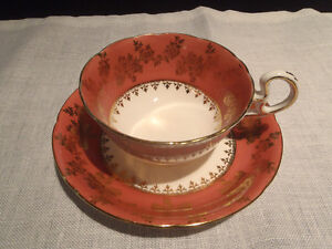 Antique Bone China Teacups and Saucers Kitchener / Waterloo Kitchener Area image 8