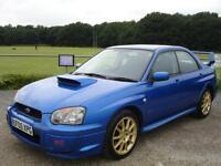 Subaru Impreza WRX STi TYPE UK DCCD