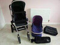 Mamas and papas joolz pram/pushchair