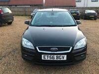 2007 Ford Focus 1.8TDCi Ghia+PSH+sold with new MOT+Low Mileage 79K