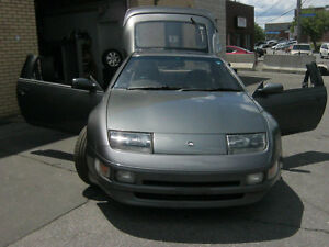 JDM  CAR 300ZX FAIRE LADY RIGHT HAND DRIVE