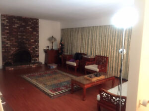 Fully FURNISHED rooms in a lovely home located in Steveston area