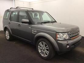 2009 LAND ROVER DISCOVERY 4 TDV6 HSE JUST 48000 MILES A FANTASTIC LOOKING