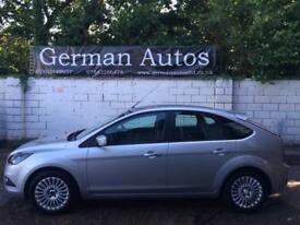 Ford Focus 1.6 TDCI TITANIUM 2010 82k Heated Seats Parking Sensors