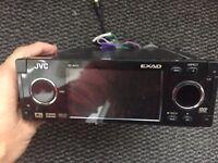 JVC AVX2 DVD player