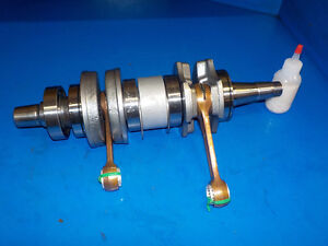 SKIDOO ROTAX 550F CRANKSHAFT REBUILT EXCHANGE 4210601N