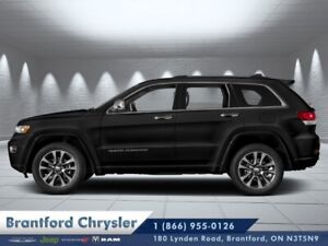 2019 Jeep Grand Cherokee Overland  - Leather Seats