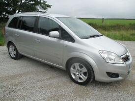 Vauxhall Zafira 1.7CDTi 16v ecoFLEX Energy
