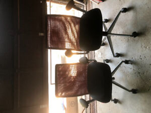 Free office/ desk chairs (