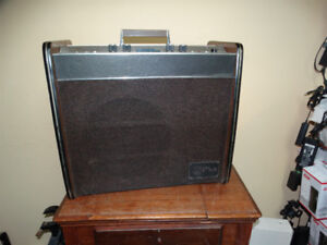 1960's or 70's Guitar Amp - Amplifier for Repair or Resto Mod