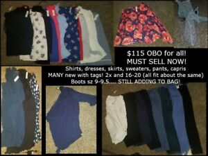 Womens plus size clothes! MUST GO NOW!!
