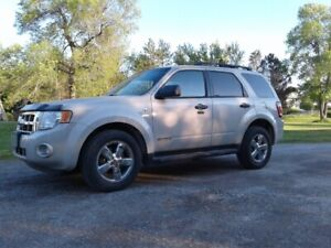 2008 Ford Escape XLT reduced price