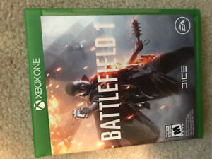 X box one battlefield 1