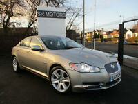 2010 Jaguar XF 3.0TD V6 auto Luxury(HISTORY,WARRANTY)
