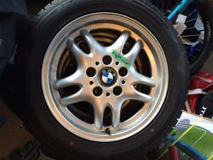 Winter tires  205/55R16