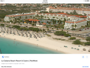 CHRISTMAS AND NEW YEARS IN STUNNING ARUBA/EAGLE BEACH