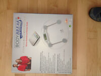 Bathroom and Kitchen scales Gift set