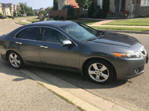 2009 Acura TSX, Technology (TopLine) Package