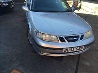 Saab 9-3 1.9 TiD Vector Sport 4dr estate Diesel Manual cheap tax 12 months mot only £999