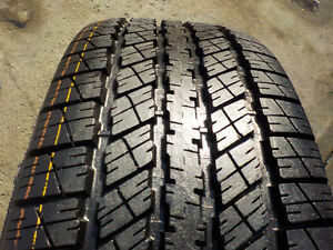 4 - Goodyear Wrangler tires P265/70R/17 HP (M+S) , standard load