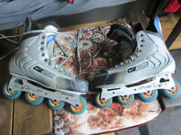 patin a roue alligner