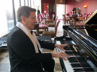 WITH MY PIANO, CLASSIC AND ROMANTIC MUSIC FOR YOUR WEDDING