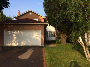 HOUSE FOR RENT IN RICHMOND HILL, YONGE-GARDEN AREA