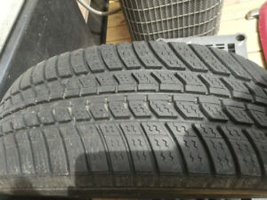 205/65/15 motomaster all season 80% tread 1 tire only