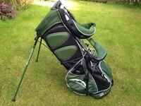 Fantastic Sun Mountain golf bag - used once!!!