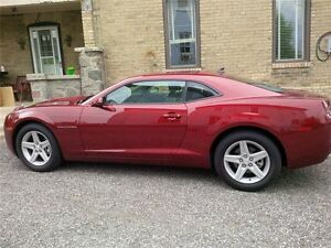 2010 Chevrolet Camaro 1LT Coupe (2 door)