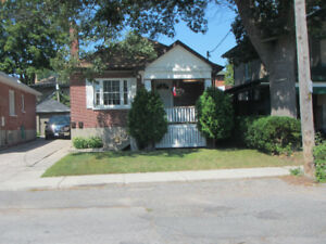 Two Bedroom Basement across from Park and River
