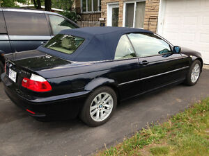 2004 BMW 3-Series Cabriolet