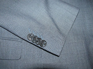 100% brand new two piece men's suit size 42 Kitchener / Waterloo Kitchener Area image 4