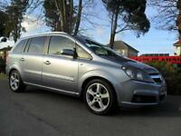 VAUXHALL ZAFIRA 1.9 CDTi 16v 2008 SRi COMPLETE WITH M.O.T HPI CLEAR INC WARRANTY