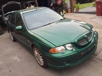 MG ZS 180 - Breaking for spares