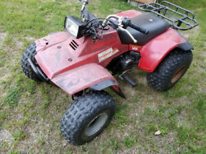 Honda atc125 four wheeler