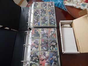 Football Cards - Complete Sets