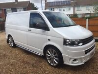 Vw transporter t5 t28 day van May px