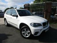 2012 BMW X5 3.0 30d SE Steptronic xDrive 5dr (start/stop) 1 OWNER EX POLICE FSH