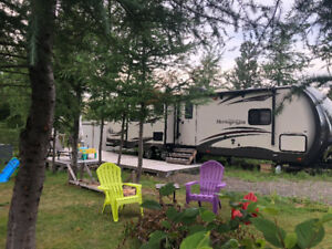 2014 Forrest River Camper - Wildwood Heritage Glen 300BH Package